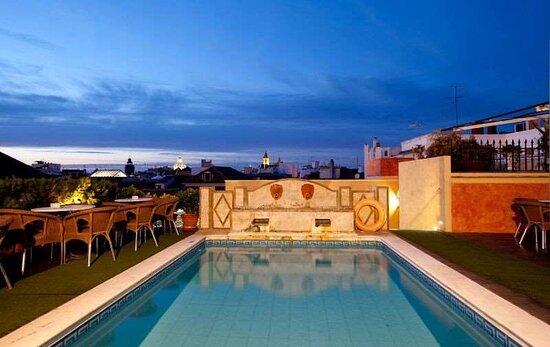 Hotel Dona Maria, hoteles en Sevilla