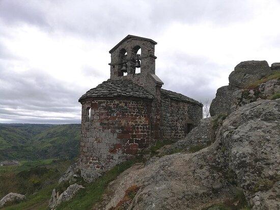 Chapelle Saint-Jacques de Rochegude
