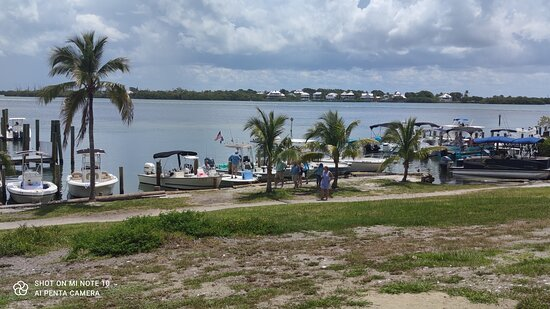 Lee, FL: Cabbage Key Island