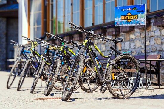 RentBike.Cz bike rental