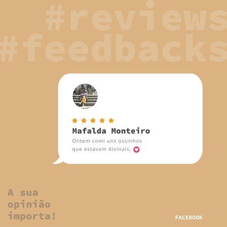 Adoramos saber a opinião dos nossos clientes