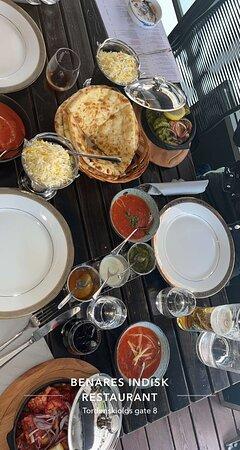 Beste indisk mat i sentrum!