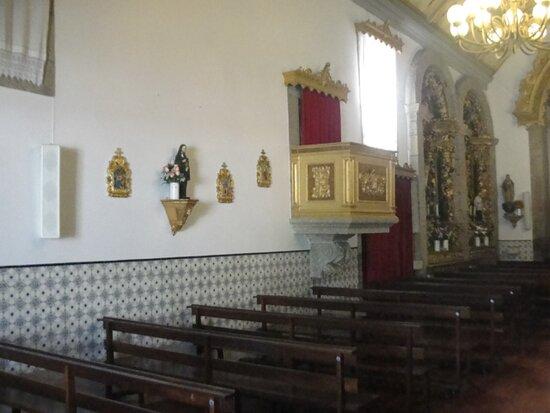 Igreja Paroquial de Sao Martinho do Campo