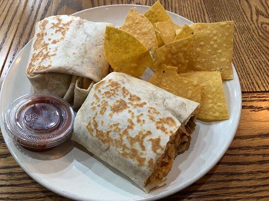 Odenton, MD: Burro burrito
