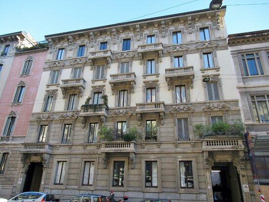 Casa Via Fratelli Ruffini 8-10