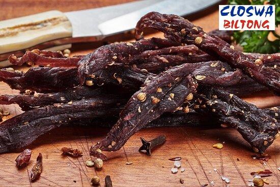 Okahandja, Namibia: Spicy Chilli Bites