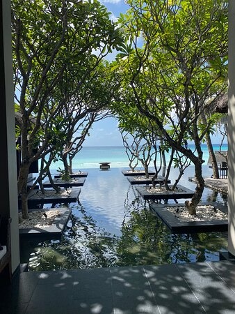 In love with One &  Only Reethi Rah