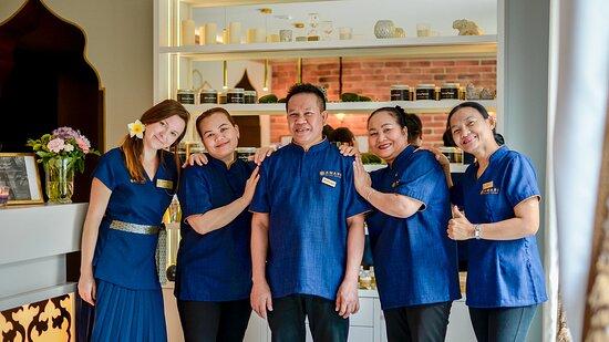 AMARI SPA Thai Massage