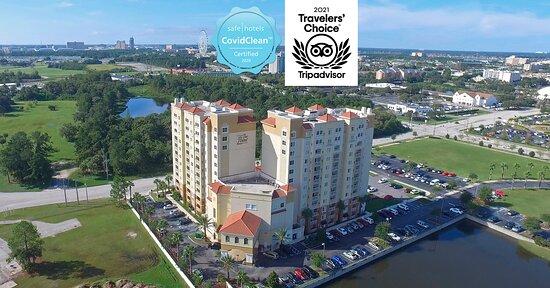 The Point Hotel & Suites, hoteles en Orlando
