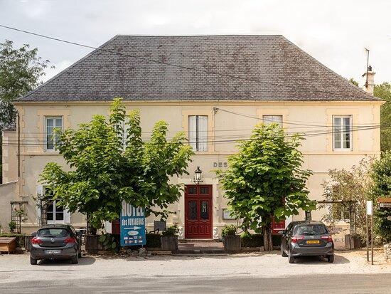 Hotel Des Voyageurs
