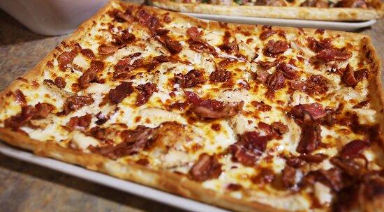 Clarksville, MD: Ledo Pizza