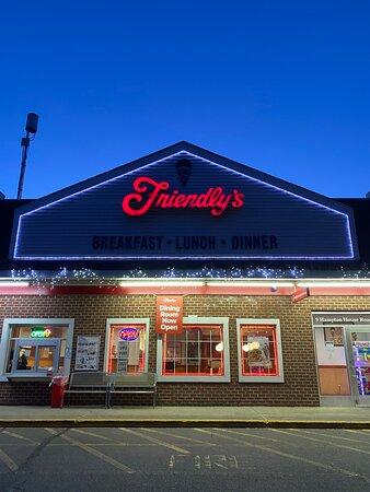 Friendly's in Newton NJ