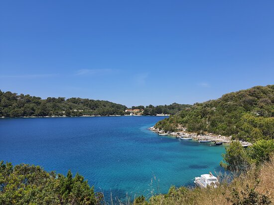 Mljet Island, Croatia: Just magnificently beautivul