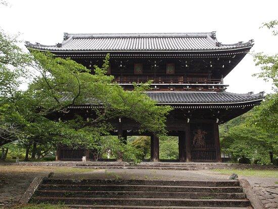 Negoro-ji Temple Daimon