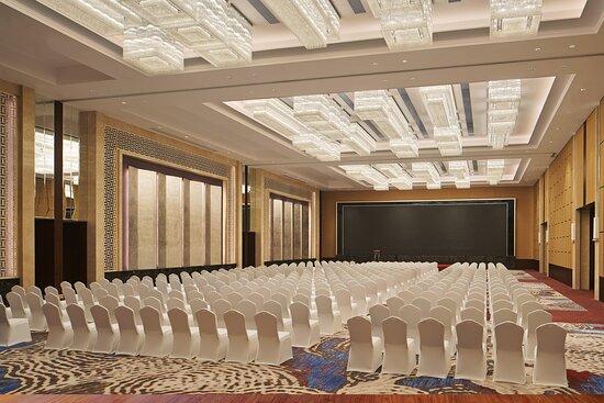 Heshan, Китай: Grand Ballroom - Theater Setup
