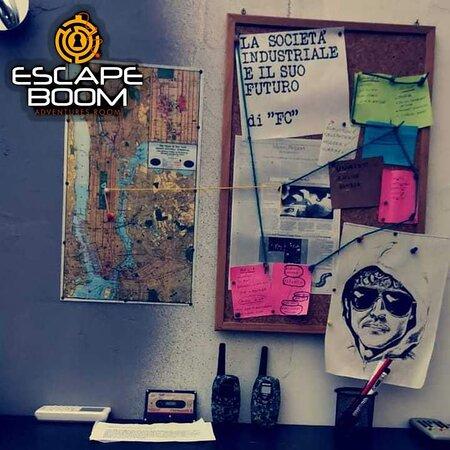 Escape Boom