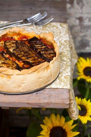 Annandale, Australia: Torta di Melanzane
