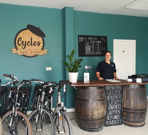 Cycles Sud-Ouest
