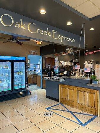 Fun little local coffee shop!