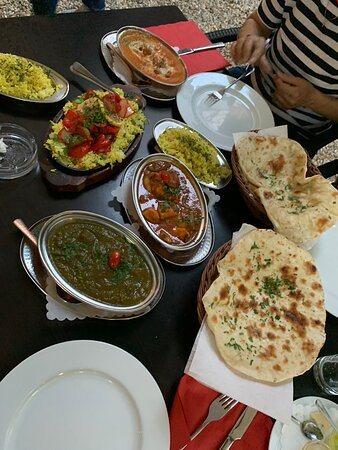 Authentic indian cuisine experience!