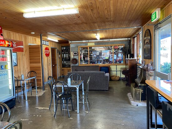 Zeehan, Úc: Pitstop Cafe