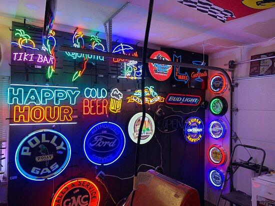 The Badass Garage