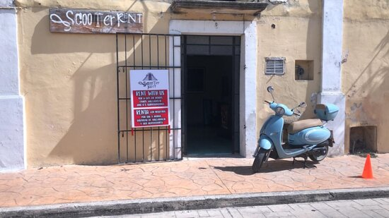 Scooter Rent Valldolid