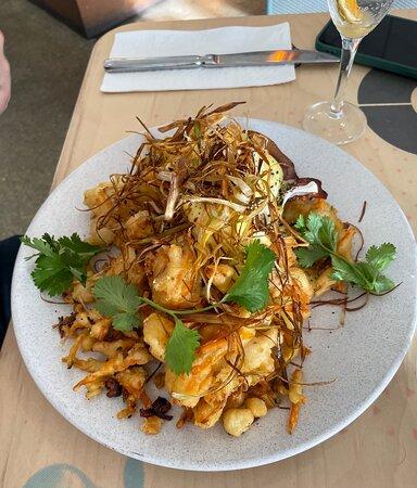 Hindmarsh, Australia: Vegetarian Nest