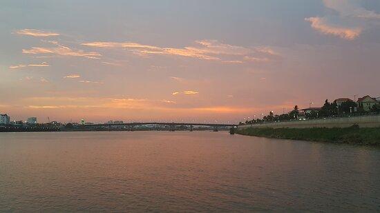 Kamboja: Cruise on the Mekong River