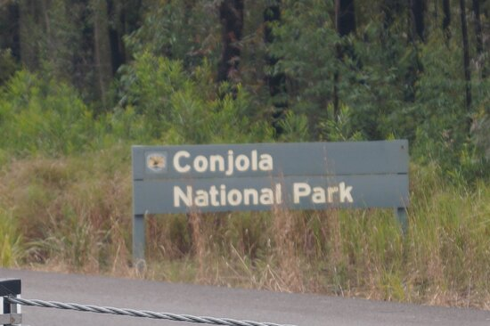Conjola National Park - Lake Conjola NSW