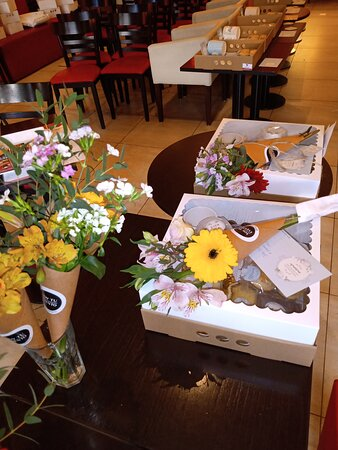Barracas, Argentina: Desayunos