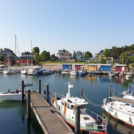 Hafen von Niendorf/Ostsee.