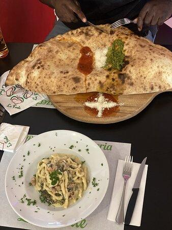 The best Pizza in Zürich