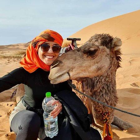ארג צ'בי, מרוקו: Erg Chebbi camel trekking 