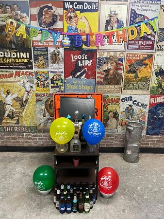 Happy Birthday Smasher @ The Smashit House