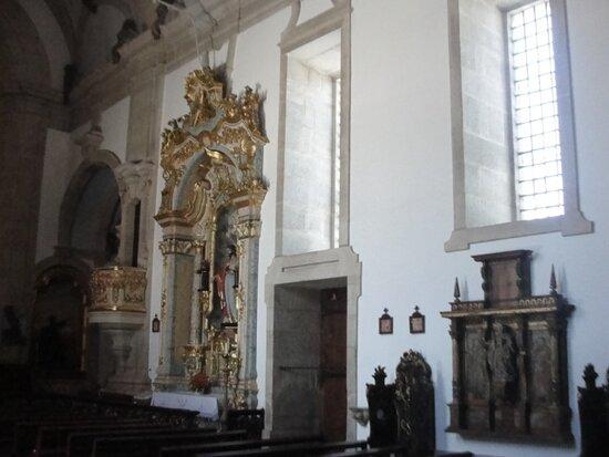 Igreja Matriz De Ribeira De Pena