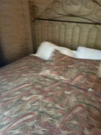 Awful accommodations