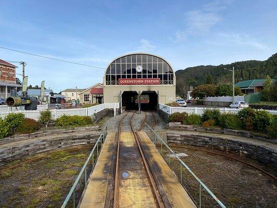 Queenstown Station