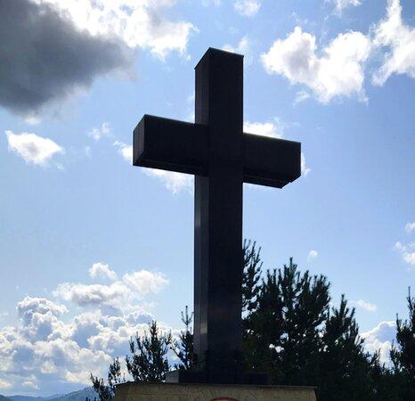 Crucea de la Bisericani