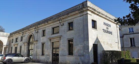 Office de Tourisme de Cognac