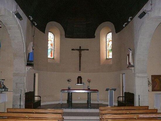 Eglise Saint Sauveur De Sus