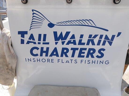 Tail Walkin Charters