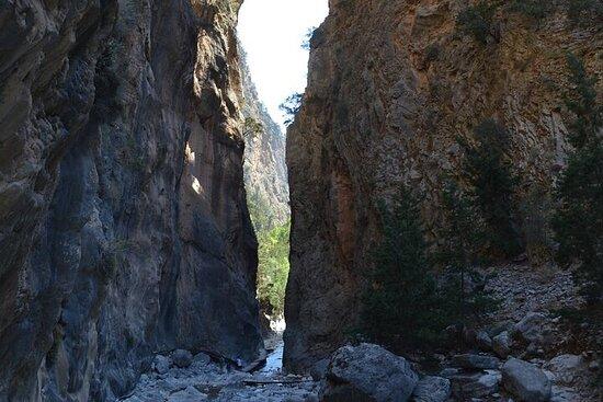Samaria Gorge Bus Tour