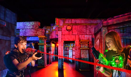Lost Worlds Laser Tag