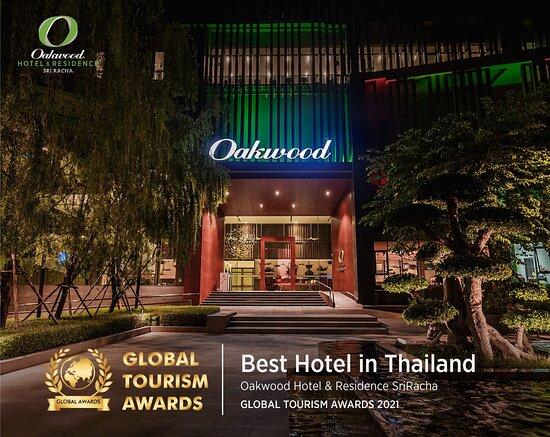 Oakwood Hotel and Residence Sriracha