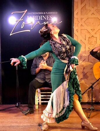 Esther Marín, bailaora