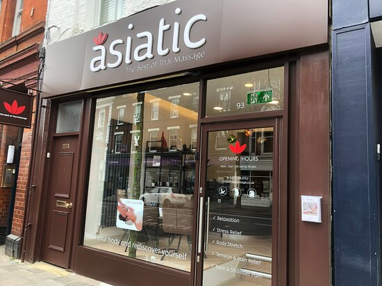Asiatic Thai Massage