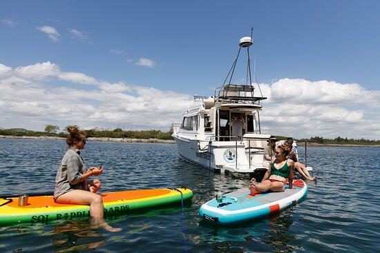 Maine Coast Cruising