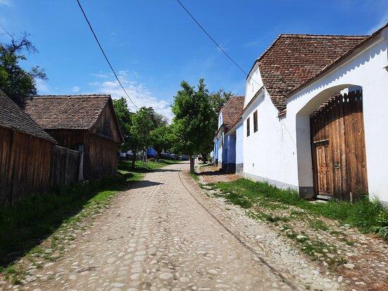 Village de Viscri