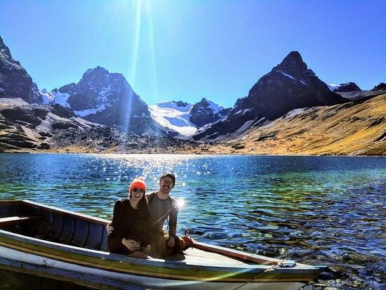 Bolivian Mountaineering